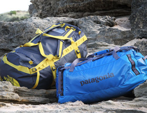 The North Face Base Camp Duffel vs Patagonia Black Hole Duffel
