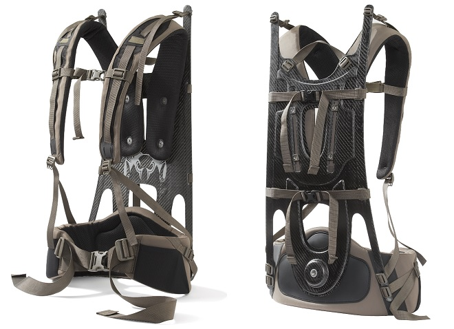 External Frame Backpacks Applying The Old Ways To The