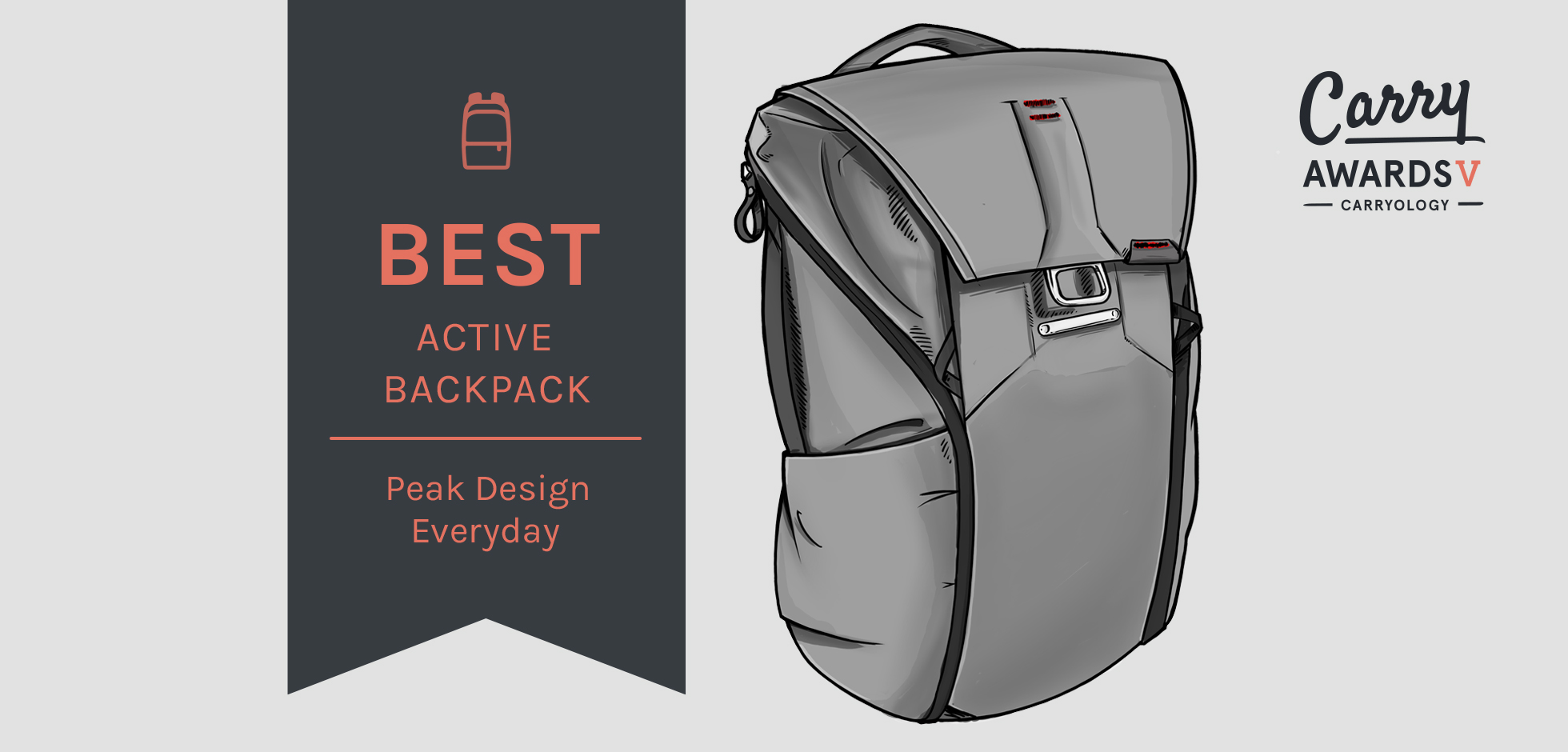 best active backpack peak design everyday
