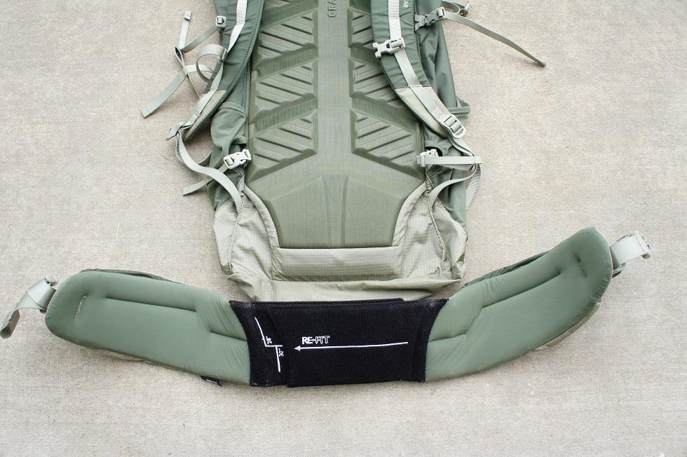 Granite Gear Crown2 60 Backpack :: Road Test