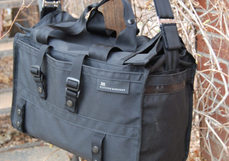 Mission Workshop Helmsman Duffel Review