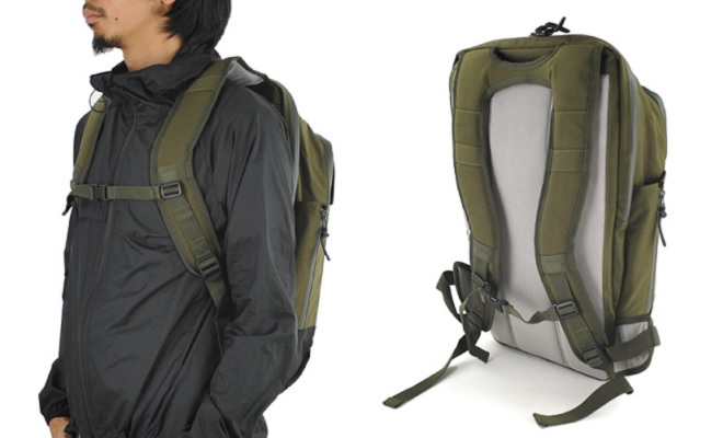 Brown RC No.360101 Backpack