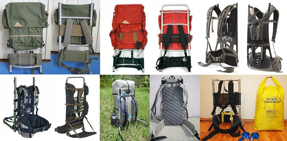 External Frame Backpacks – Applying the Old Ways to the New Journeys (Part 3)