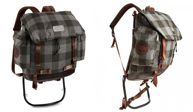 External frame backpack