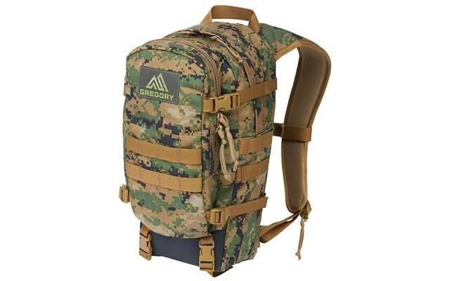 Gregory Hard Core Digital Camo Daypack