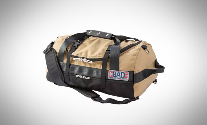 BAD Bags #3 Backpack Duffel Hybrid 47L