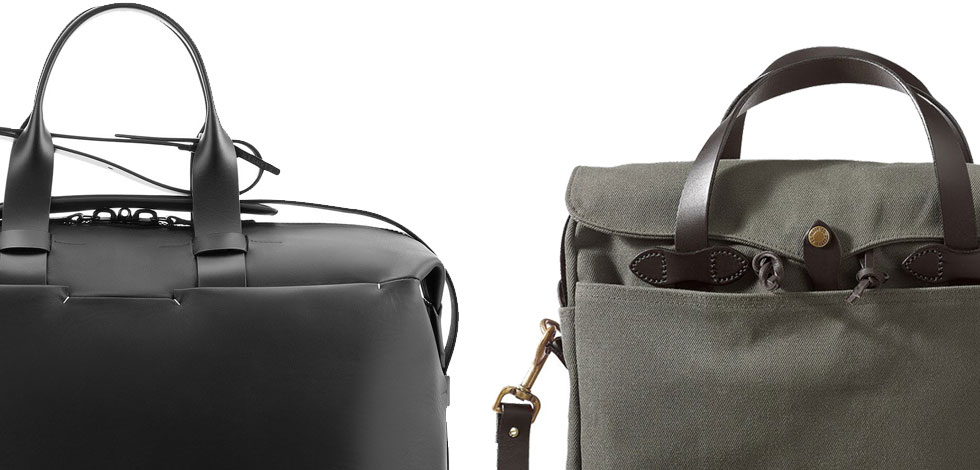 81cfab6ad325 Canvas vs Leather  Timeless Fabrics - Carryology - Exploring better ways to  carry