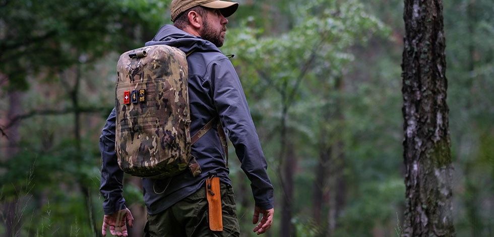 19b032ef Arc'teryx LEAF DryPack 25: Road Test - Carryology - Exploring better ...