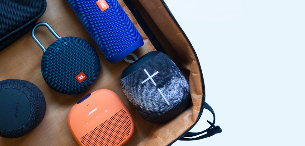The Best Portable Bluetooth Speakers For Travel Tested Carryology Exploring Better Ways To Carry