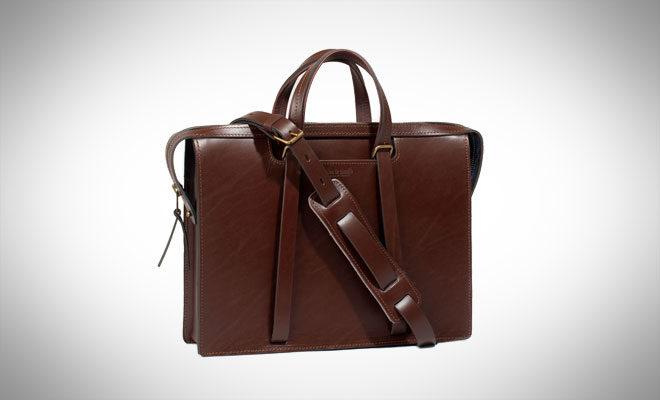 Bleu de Chauffe Jupiter Business Bag