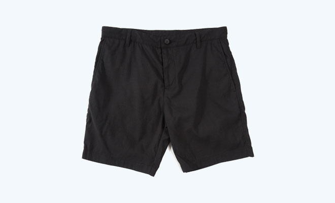 New Way Shorts in Black