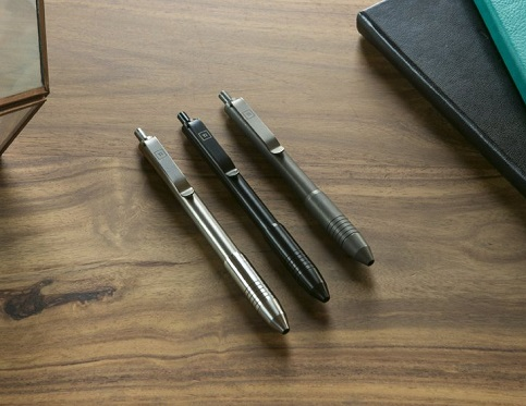 Big Idea Design Ti Click EDC Pen