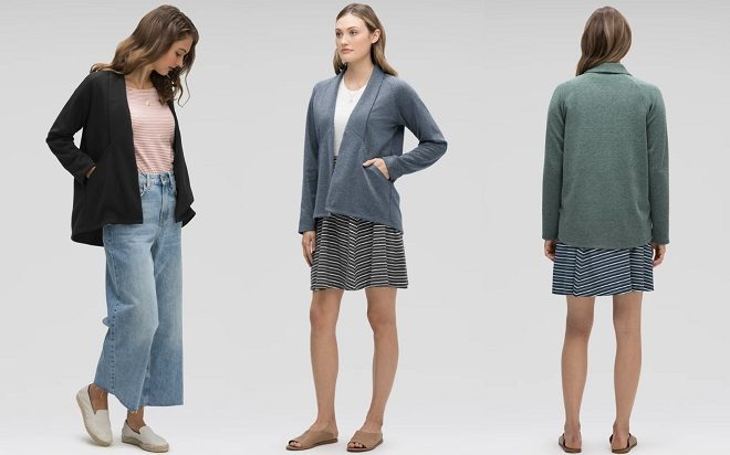 Nau Hyperspacer Open Cardigan