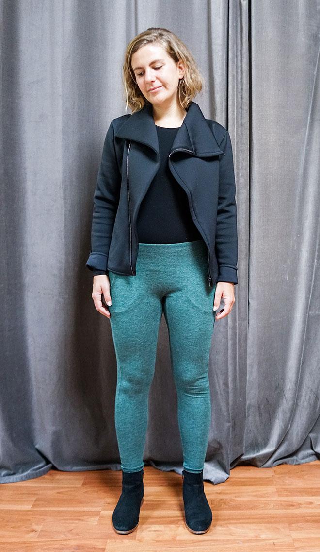 Lunya leggings Aday jacket