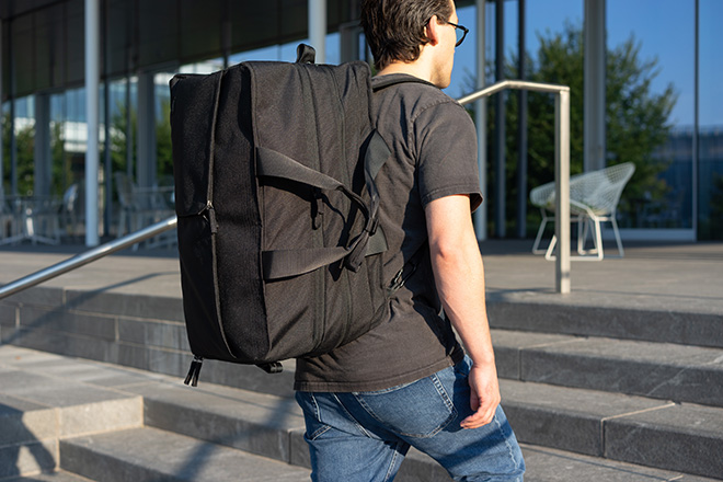 Pakt Anywhere Travel Bag Collection